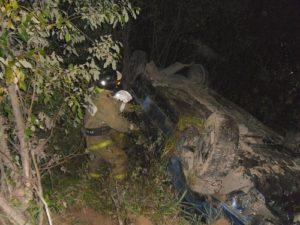 В Тверской области в кювете погиб водитель