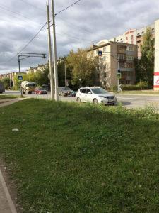 В Иваново водитель сбил девушку, после чего они вместе уехали