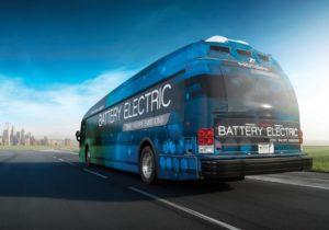 Электроавтобус Proterra проехал без подзарядки 1 772 километра