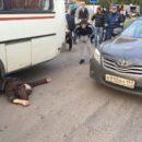 В Ивановской области мужчину сбила машина так, что он отлетел на 15 метров
