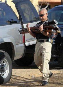 Двое брянцев получили от полиции компенсацию за сданное оружие
