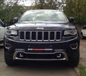 Бывший уголовник в Липецке угнал Jeep Grand Cherokee