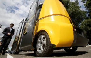 В Дмитрове до конца года будет построен полигон для испытаний беспилотных автомобилей