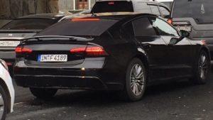 В Москве замечена Audi A7 нового поколения без маскировки