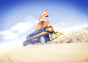 В Британии протестировали двигатель для сверхзвукового автомобиля