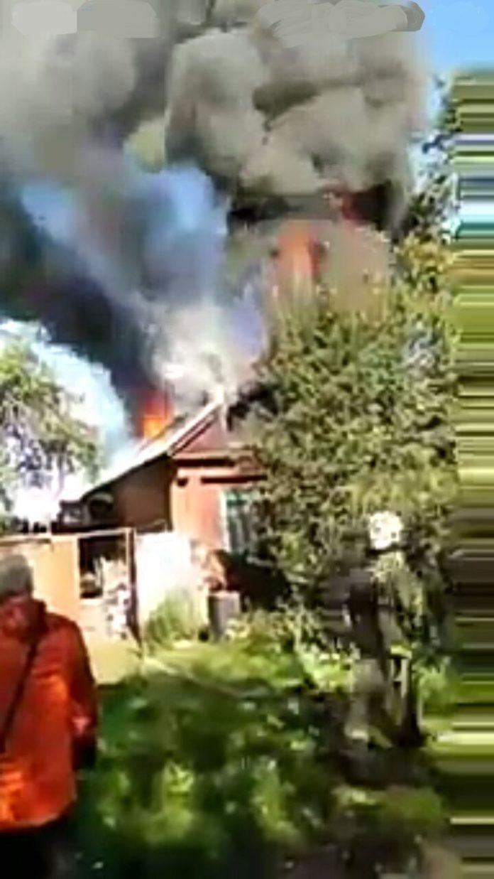 В Иваново в пожаре погиб молодой мужчина