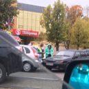 В Смоленске ученик на учебном авто попал в аварию