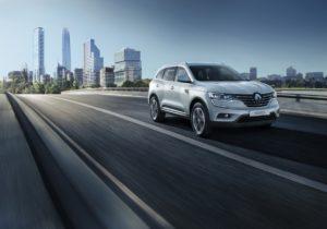 В России начались продажи дизельной версии кроссовера Renault Koleos