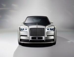 В России представлено новое поколение  Rolls-Royce Phantom