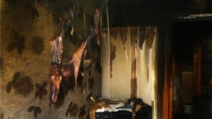 В Новочебоксарске горела квартира из-за перегруженного удлинителя