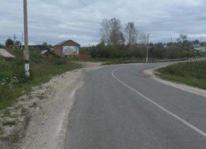 79-летний водитель мопеда попал в ДТП в Чувашии