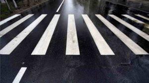 В Саранске «Лексус» не пропустил восьмиклассницу на светофоре