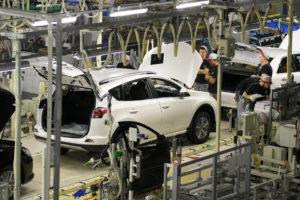 Завод Toyota в Санкт-Петербурге удвоил производство и серьезно нарастил экспорт