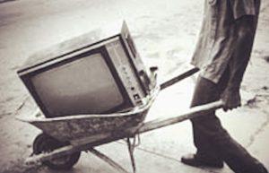 Житель Липецкой области украл из калужской гостиницы телевизор