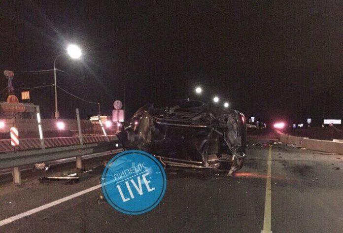 Под Липецком авария унесла жизни двоих человек