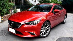 В конце октября у дилеров появится обновлённый седан Mazda 6