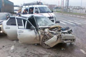 Полицейские Рязанской области ищут очевидцев аварии с участием маршрутки