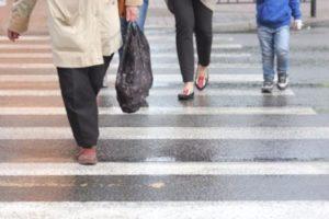 На трассе под Рязанью «ВАЗ-2114» насмерть сбил женщину