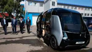 На ЧМ-2018 в РФ будут представлены беспилотные автомобили