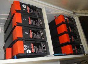 В Чувашии со станции сотовой связи похитили 12 аккумуляторов, стоимостью 100 тысяч рублей