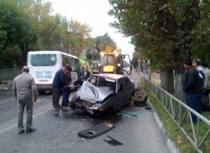 В Рязани в ДТП на улице Новой пострадали оба водителя