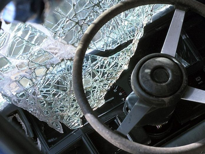 Под Белгородом в результате аварии погиб водитель