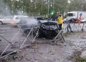 В Рязанской области произошло смертельное ДТП