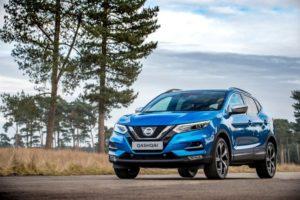 Самым популярным кроссовером Европы в этом году стал Nissan Qashqai