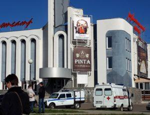В Новочебоксарске спецслужбы оцепили здание кинотеатра «Тетерин Фильм»