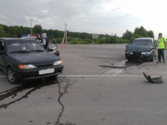 ДТП с пострадавшими произошло на автодороге «Рязань – Ряжск»