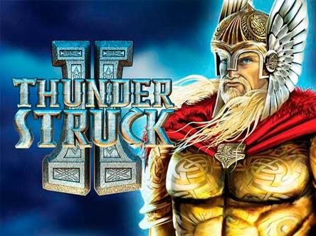 Игровой автомат Thunderstruck 2 в Джойказино