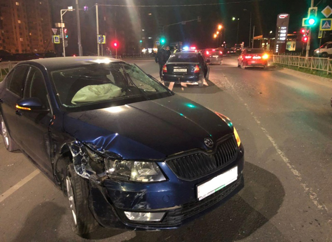 В массовом ДТП на рязанской улице Большой пострадали четыре человека