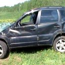 CHEVROLET Niva опрокинулась в кювет в Перевозском районе, водитель погиб