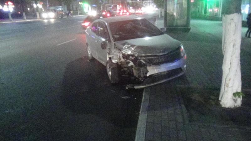 Два человека пострадали в ДТП на Первомайском проспекте в Рязани