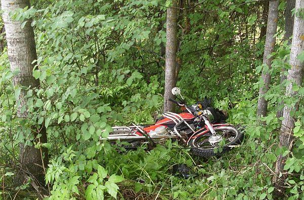15-летний водитель мопеда насмерть разбился в Нижегородской области
