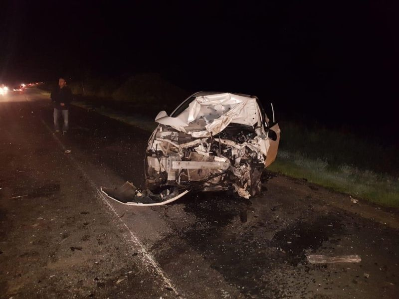 В ДТП в Михайловском районе погибли двое
