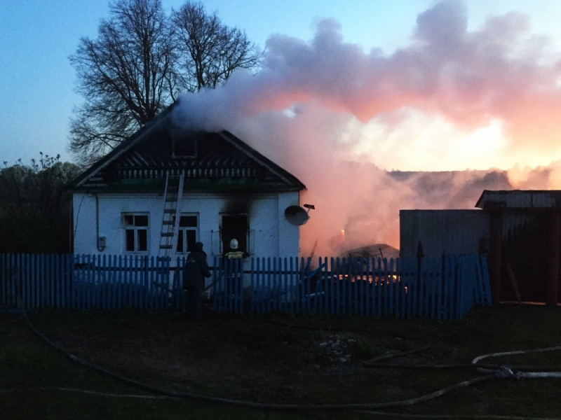 В Чебоксарах при пожаре погиб 62-летний пенсионер