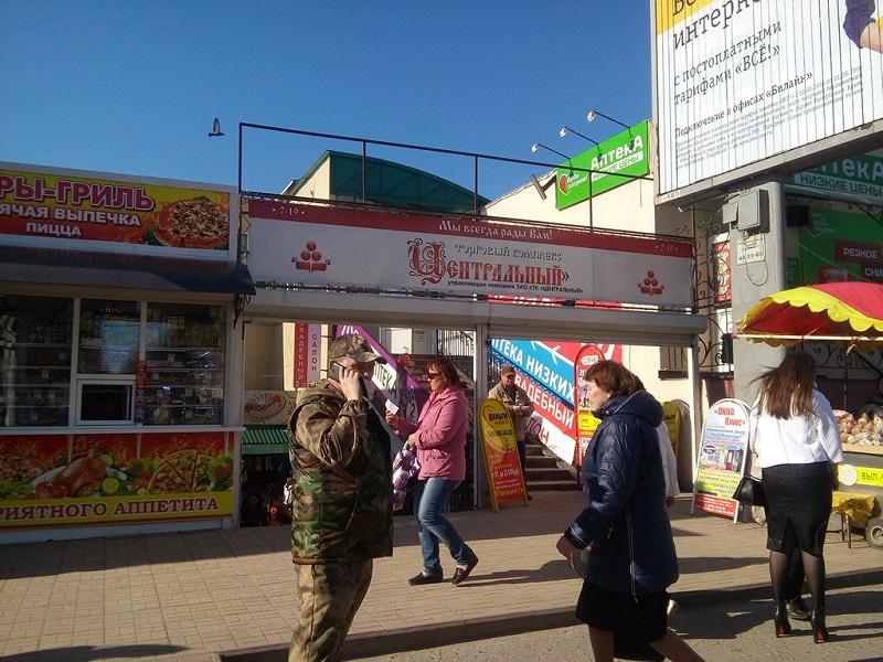 На Центральном рынке Чебоксар приставы опечатали склад сухофруктов