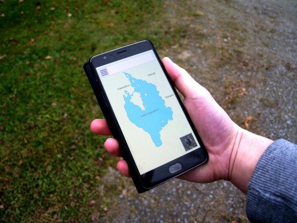 Google Maps в тестовом режиме запустила плавающие категории