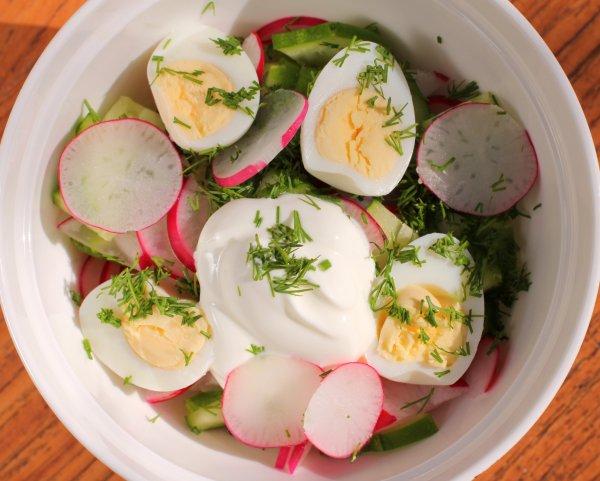 «Салат без яйца» от Google разозлил пользователей