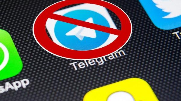 Роскомнадзор пригрозил операторам связи потерей репутации за использование Telegram