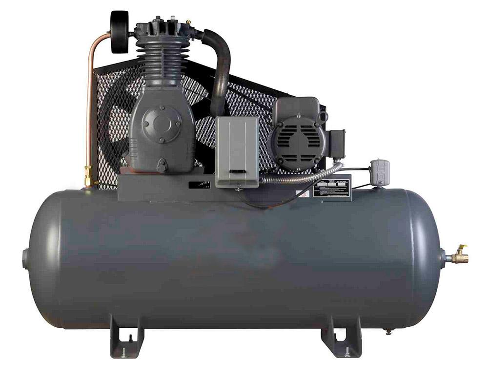 Воздушный поршневой компрессор