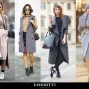 Демисезонное пальто женское от Favoritti