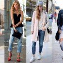 Выбор стильных трендовых джинсов