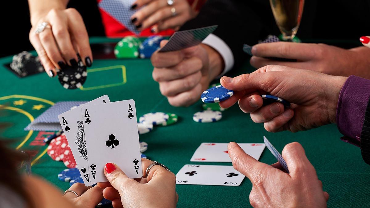 Клуб для истинных любителей покера